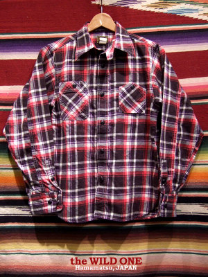 Cushman25005checkworkshirts