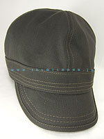 4pieceworkcap872_gray001