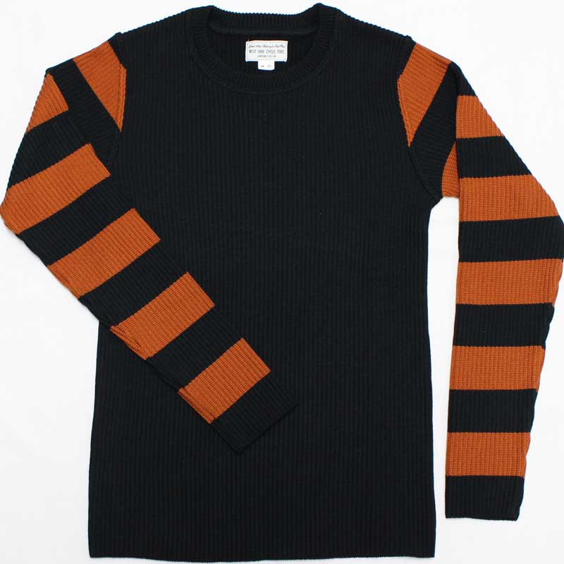 Ribsweaterblkbrikblk_a001